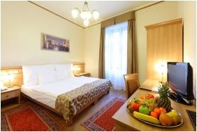Hotel Historia & Historante, Twin room