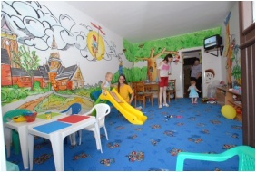 Playing room for children, Hotel Hoforras and Resort, Gyula