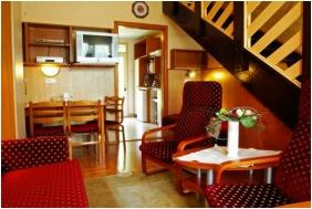 Hotel Hoforras and Resort, Living room - Gyula