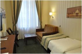 Einzelzimmer - Hotel President