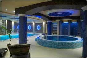 Hotel President - Budapešt, Perlivá koupel