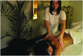 Hotel President, Massage - Budapest