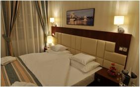 Hotel President - Budapest, Standard Doppelzimmer
