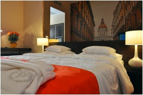 Hotel President - Budapest, Superior room for two