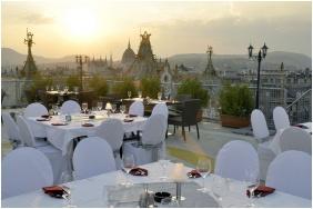 Open-air terrace - Hotel President