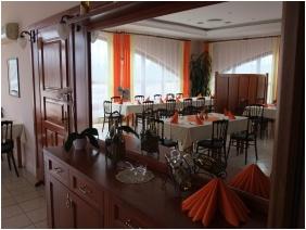 Étterem, Hotel Hunor, Sátoraljaújhely
