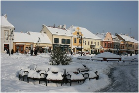 Hotel Irottko, In the winter - Koszeg