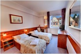 Hotel Írottkő, Kétágyas szoba - Kôszeg