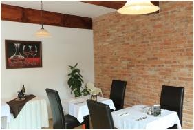 Étterem - Hotel Írottkő