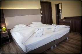 Hotel Jade, Veszprem, Comfort single room