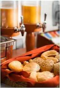 Hotel Jade, Veszprem, Breakfast