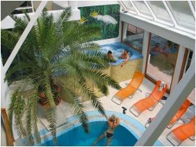 Élménymedence, Hotel Kakadu, Keszthely