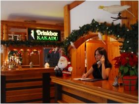 Hotel Kakadu, Recepció - Keszthely