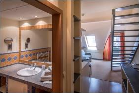 Hotel Kalma, Bathroom - Hevız