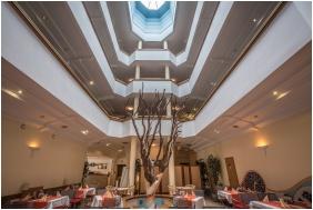 Hotel Kalma, Heviz, Reception area
