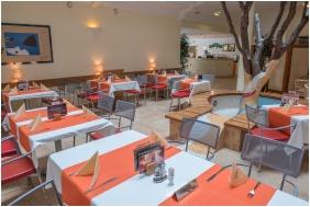 Hotel Kalma, Restaurant - Heviz