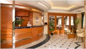 Hotel Kalvaria, Reception