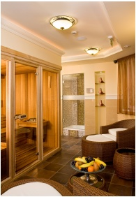 Hotel Kalvaria, Gyor, Finnische Sauna