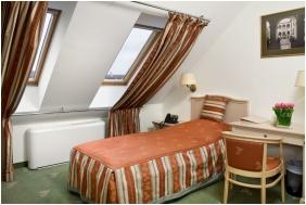 Hotel Kalvaria, Einzelzimmer