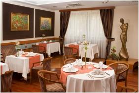 Restaurant, Hotel Kalvaria, Gyor