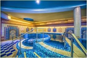 Adventure pool, Hotel Kaptany Wellness, Sume