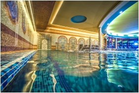 Adventure pool - Hotel Kapitány Superior Wellness