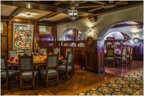 Restaurant - Hotel Kapitány Superior Wellness