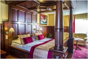 Double room wth extra bed