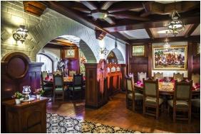 Restaurant, Hotel Kapitány Superior Wellness, Sumeg