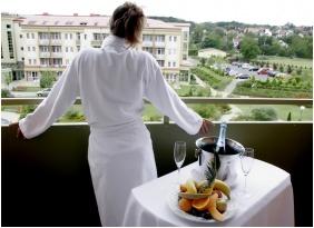 Hotel Karos Spa, Balcony - Zalakaros