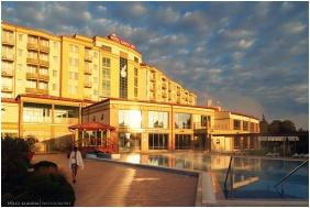 Hotel Karos Spa, Building - Zalakaros