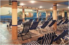 Hotel Karos Spa, Zalakaros, Deckchairs