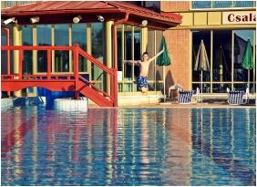Bosphorus view, Hotel Karos Spa, Zalakaros