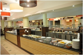 Restaurant, Hotel Karos Spa, Zalakaros