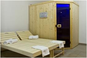 Sauna, Hotel Kelep, Tokaj