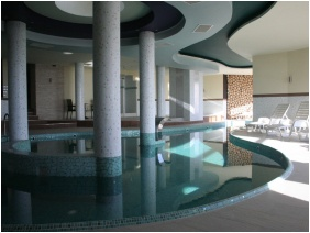 Art & Fit Hotel Kikelet - Pecs, Indoor pool