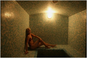 Art & Fit Hotel Kikelet - Pecs, Steam bath
