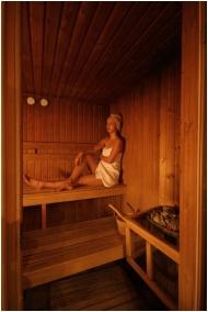 Art & Fit Hotel Kikelet - Pecs, Sauna