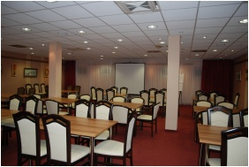 Előadóterem, Hotel Kiss, Tata