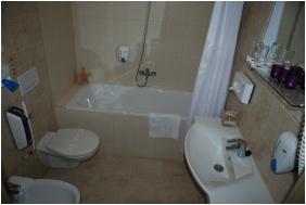 Hotel Kiss, Fürdőszoba