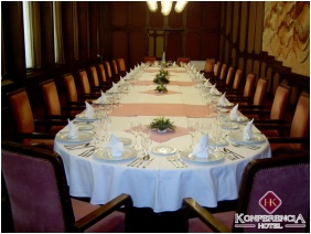 Hotel Conference, Conference room - Ğyor