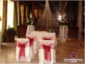 Decoratıon - Hotel Conference