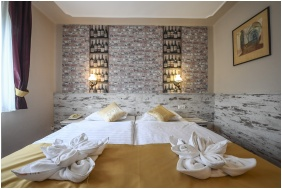 Classic room, Hotel Korona Wellness, Conference & Wine, Eger