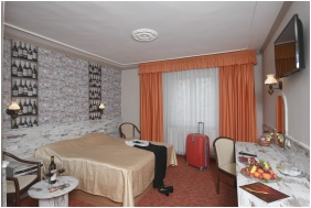 Double room, Hotel Korona Wellness, Conference & Wine, Eger