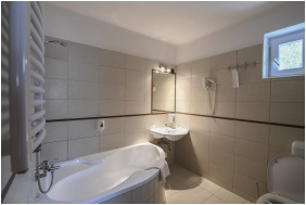 Hotel Korona Wellness, Conference & Wine, Bathroom - Eger