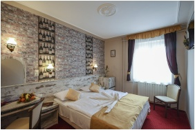 Double room - Hotel Korona Wellness, Conference & Wine