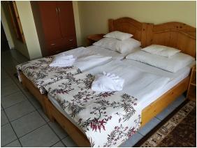 Zweibettzimmer, Hotel Korona, Hajduszoboszlo