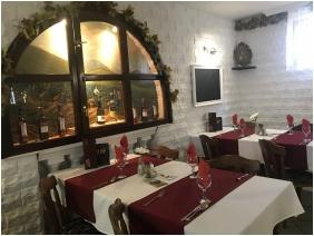 Hotel Korona, Hajduszoboszlo, Restaurant