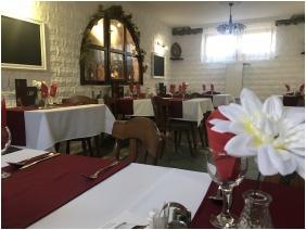 Étterem - Hotel Korona Hajdúszoboszló
