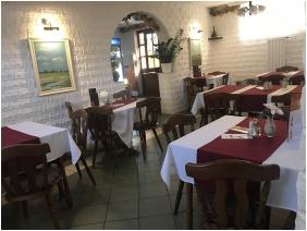 Restaurant, Hotel Korona, Hajduszoboszlo